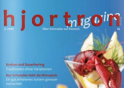 Hjortron Magazine